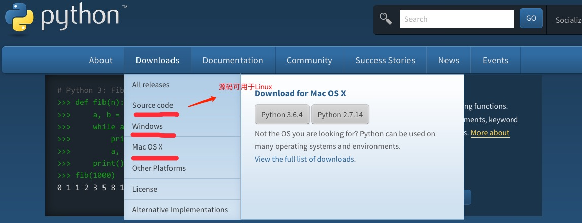 Python 环境搭建