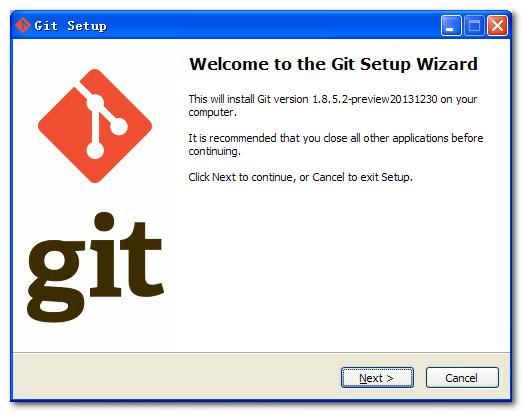 Windows 上安装 Git