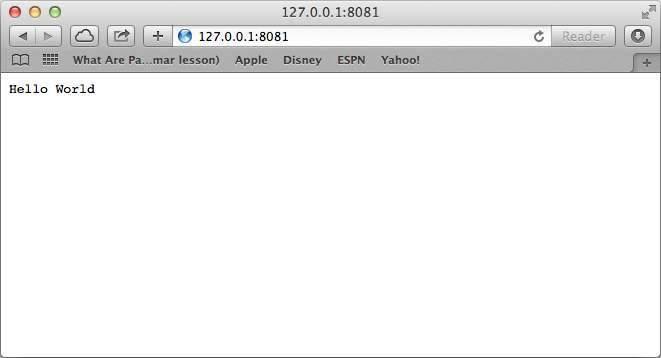 Node.js Express 框架