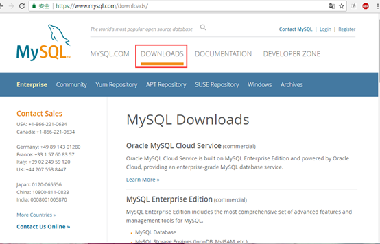 Windows10  MYSQL Installer 安装(mysql-installer-community-5.7.19.0.msi)