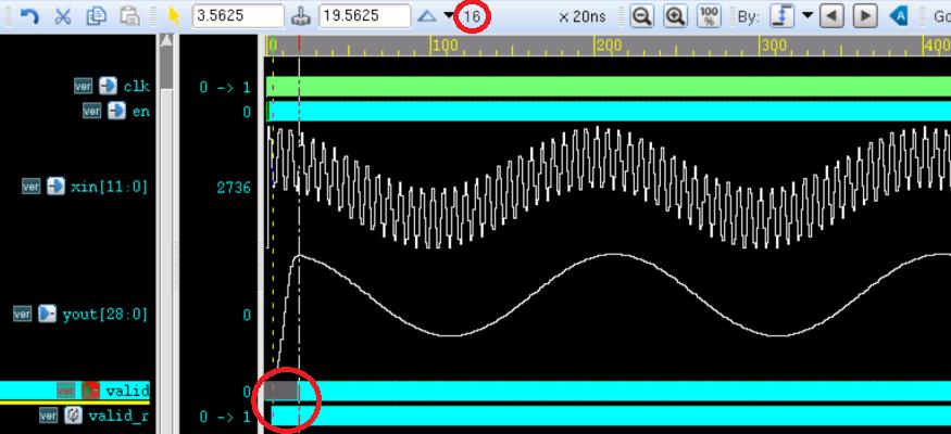 7.3 Verilog 串行 FIR 滤波器设计