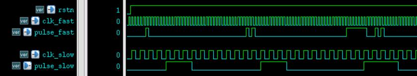 4.3 Verilog 跨时钟域传输:快到慢